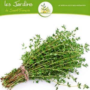 Les Jardins de St-François thym sous vide 30g