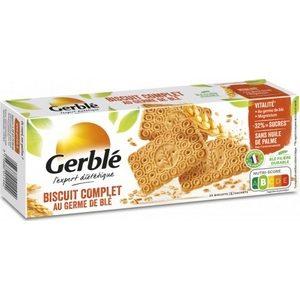 Gerblé biscuit complet au germe de blé 210g