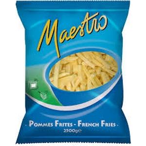 Maestro frites 2,5kg