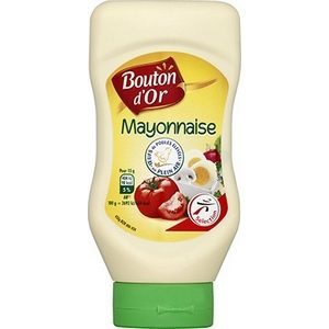 Bouton d'or mayonnaise nature 450g