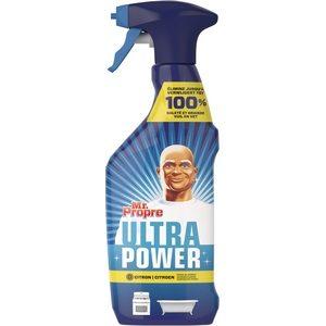 Mr propre spray ultra power parfum citron 500ml