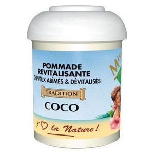 Miss Antilles pommade revitalisante au coco 125ml