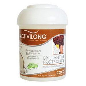 Activilong brillantine coco cheveux abîmés ou déshydratés 125ml