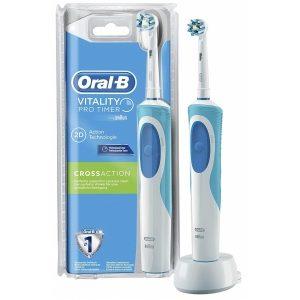 Brosse à dents électrique Oral B vitality