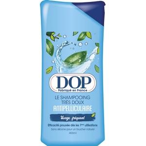 Dop shampooing très doux antipelliculaire usage fréquent 400ml