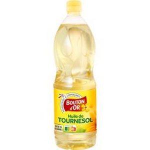 Bouton d'or huile de tournesol 1l