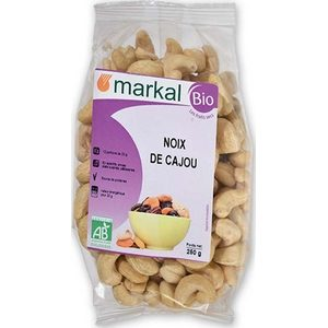 Markal bio noix de cajou 250g